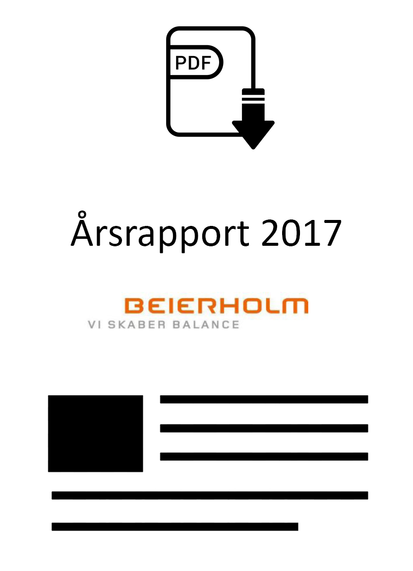 Årsrapport 2016 udarbejdet af Beierholm